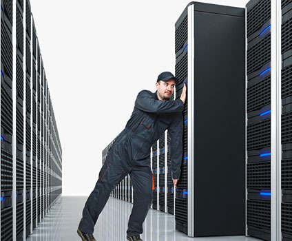 IT Equipment Movers